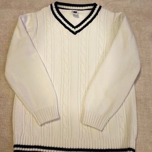 Janie and Jack boys cable sweater